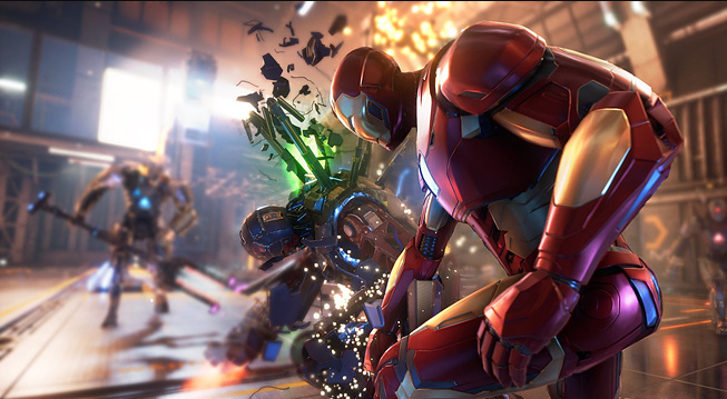 Marvel Avengers Free Upgrade to PS4 Version PS5