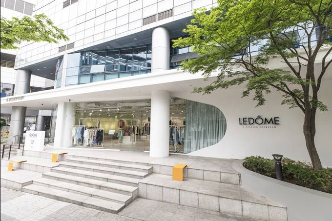 Renewal of K Fashion Showroom'Redome' strengthening the uncontact business